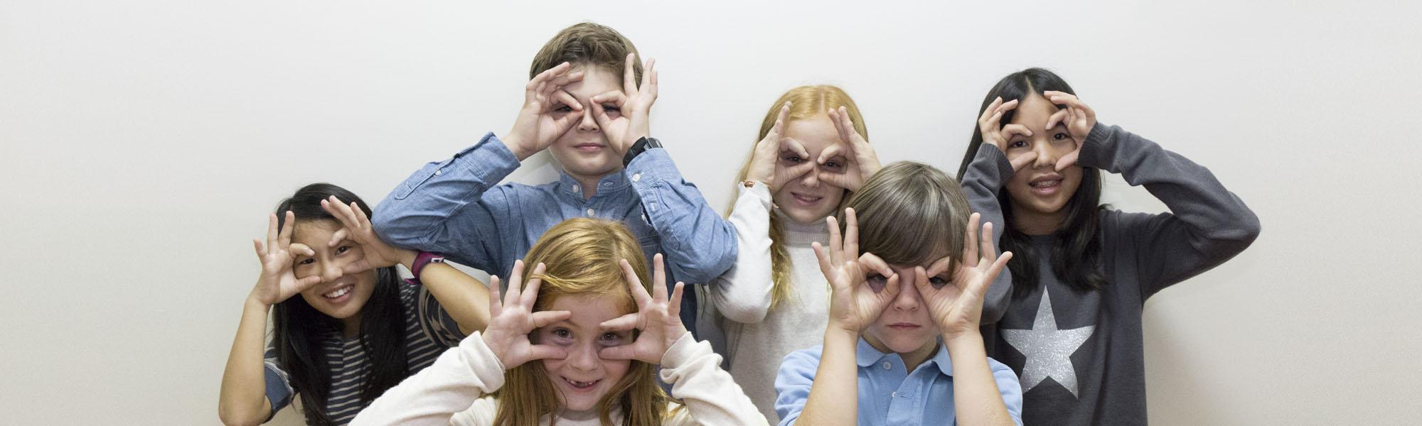 <span>Cuidamos</span> de la Salud Visual de tus hijos