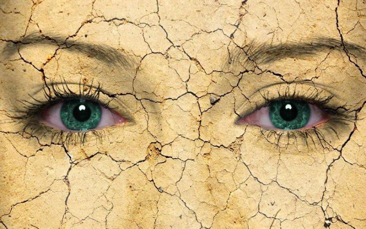 Ojo seco y menstruación